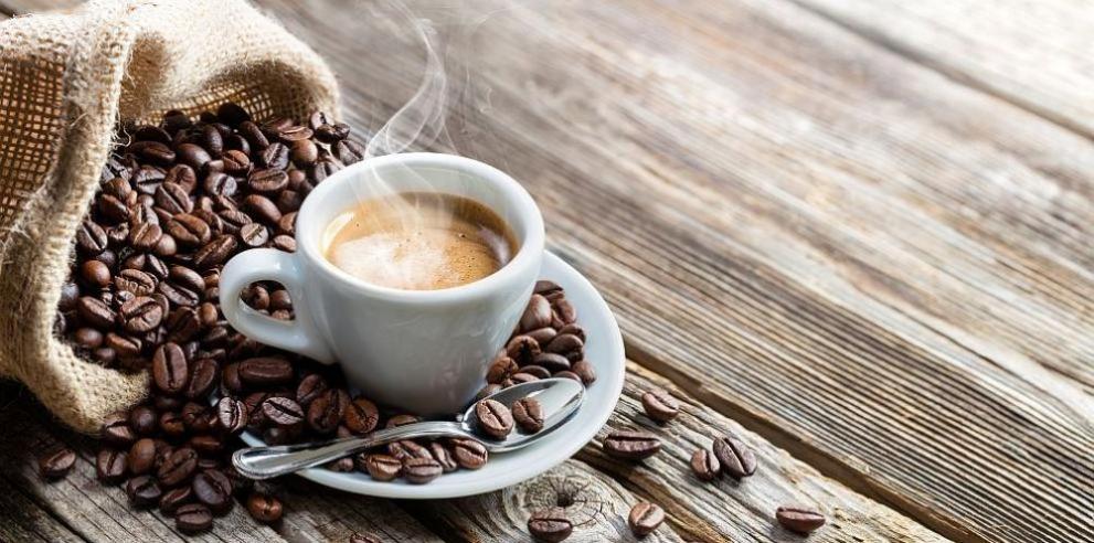 горещото кафе