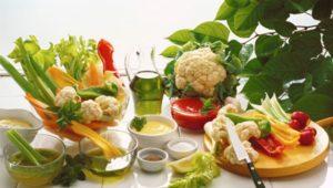вегетарианската диета